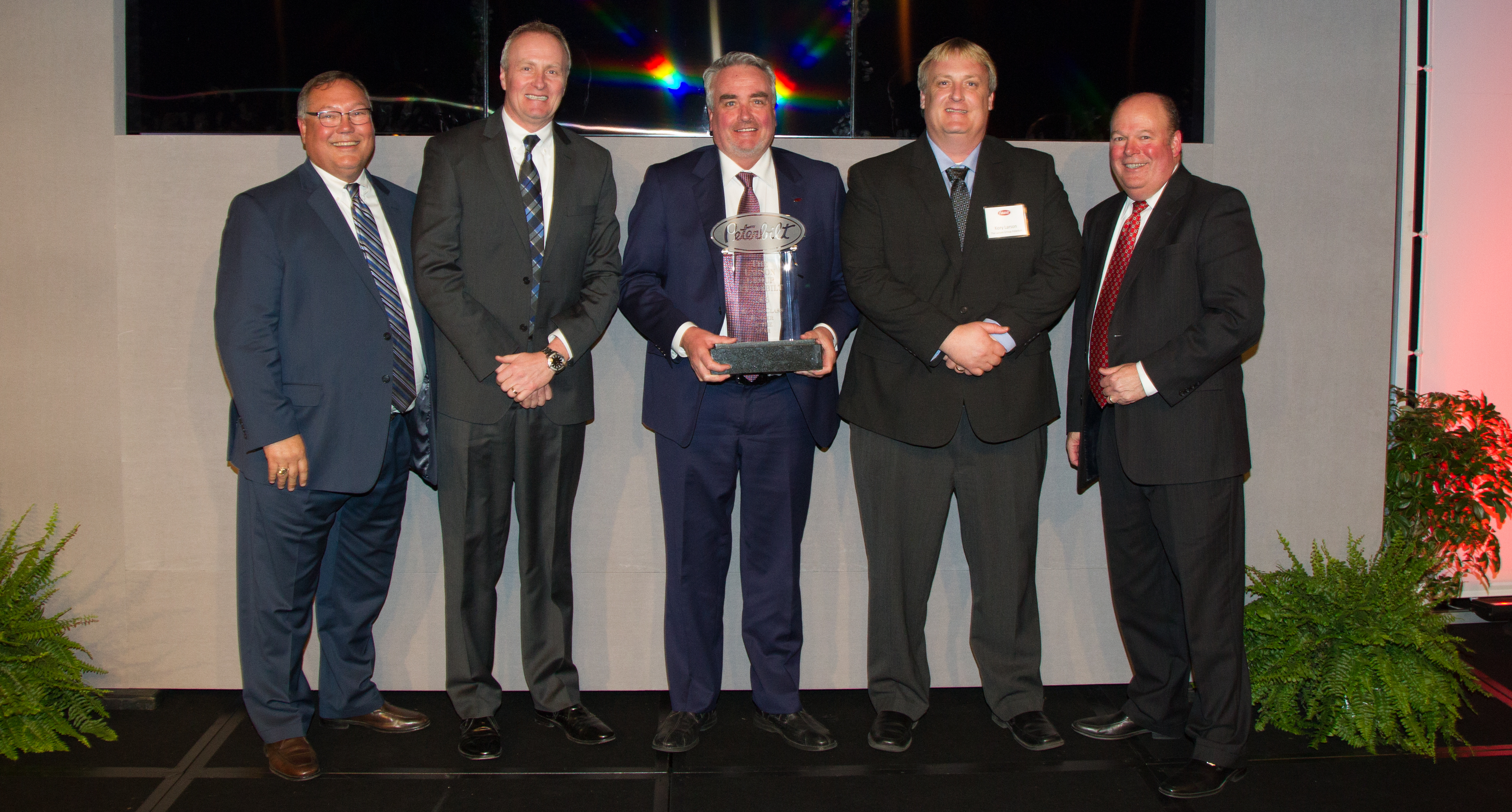 Tlg Named Parts And Service Dealer Of The Year