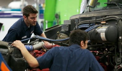 The Larson Group offers employment opportunities for diesel engine mechanic technicians, service representatives, and managers.